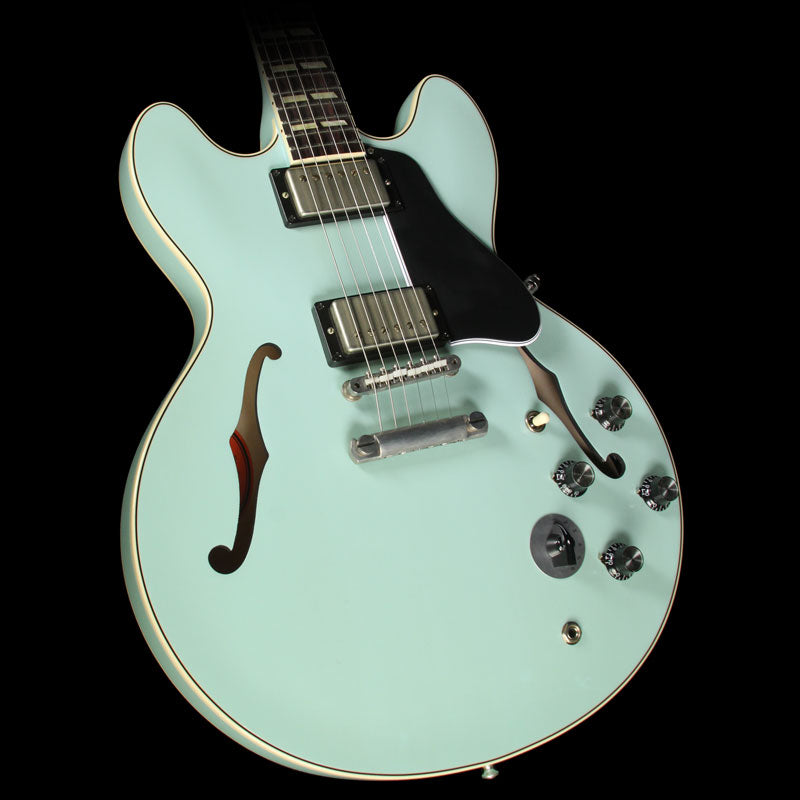 Used Gibson Memphis 1964 ES-345 VOS Electric Guitar Sea Foam Green