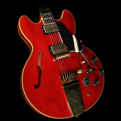 Gibson Custom Shop 1964 ES-345 TDC Electric Guitar Sixties Cherry with Maestro Tailpiece