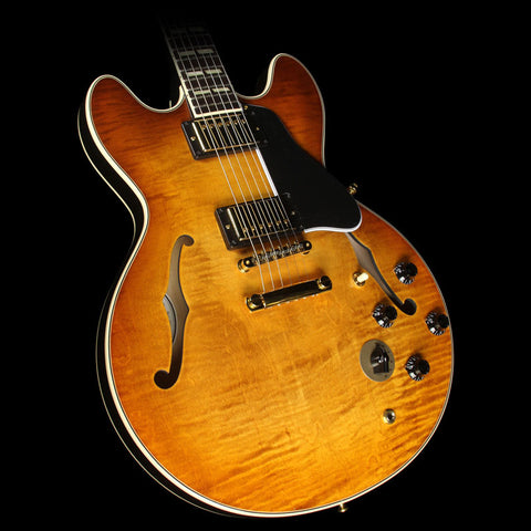 Gibson Memphis 1964 ES-345 Premiere Electric Guitar Faded Lightburst