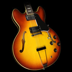 Gibson Memphis '69 ES-335 Reissue Electric Guitar Light Burst