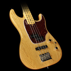 Godin Passion RG-4 Swamp Ash Electric Bass Natural