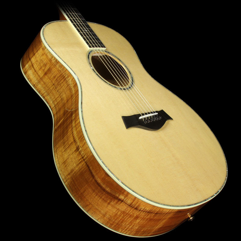 Used 2008 Taylor GS-K Grand Symphony Acoustic Guitar Natural