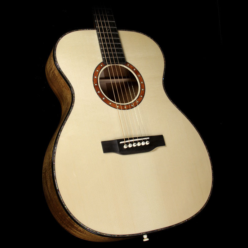 Martin Custom Shop CS-OM True North-16 Acoustic Guitar