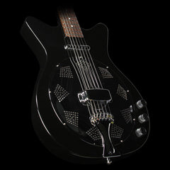 Danelectro '59 Resonator Electric Guitar Black