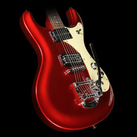 Used Danelectro '64 Electric Guitar Red Metallic