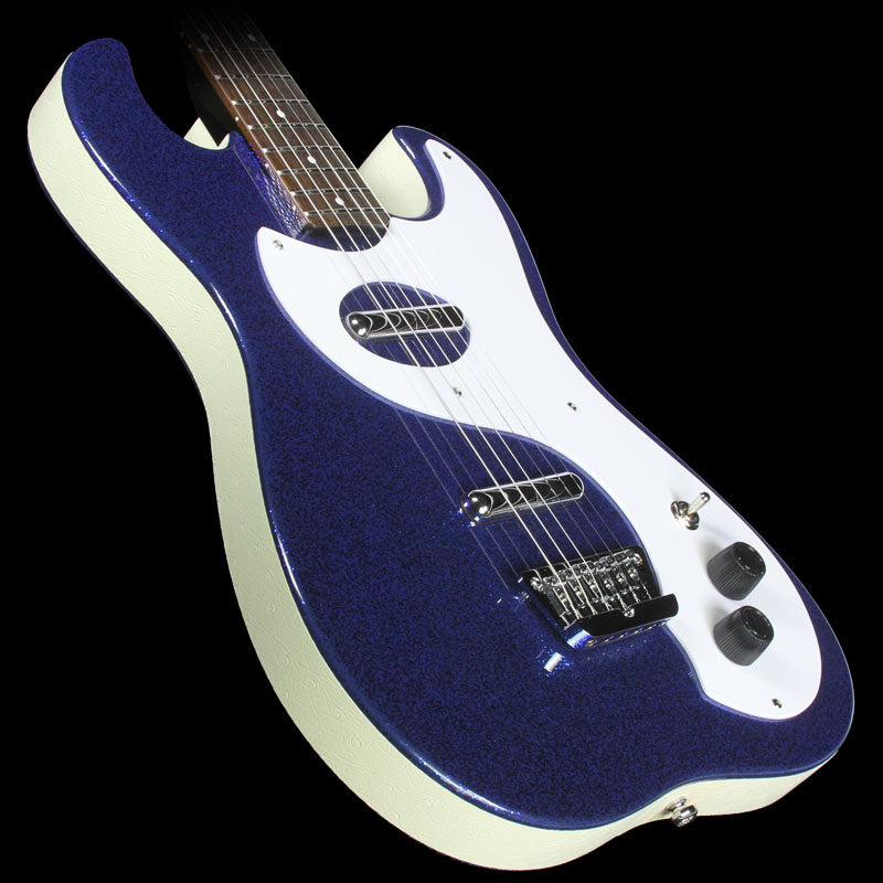 Danelectro '63 Dano Electric Guitar Blue Sparkle