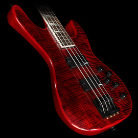 Jackson CBXNT IV Concert Electric Bass Trans Red