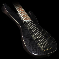Jackson CBXNT V Concert 5-String Electric Bass Trans Black