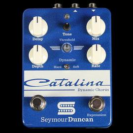 Seymour Duncan Catalina Analog Chorus Effects Pedal