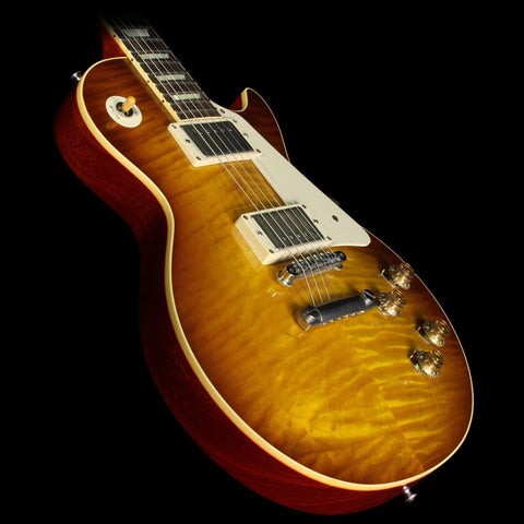 Used 2013 Gibson Custom Shop 1959 Les Paul Reissue Electric Guitar Iced Tea