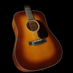 Martin D-18 Dreadnought Acoustic Guitar 1933 Ambertone Sunburst
