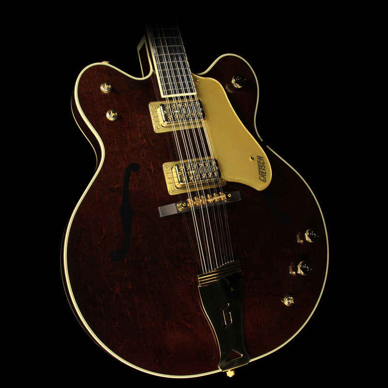 Used Gretsch G6122-6212GE Vintage Select Edition 1962 Chet Atkins Country Gentleman 12-String Electric Guitar Walnut Stain JT16123919