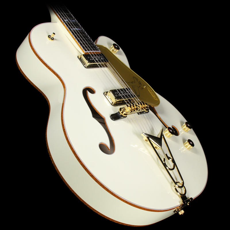 Gretsch G6136-55GE Vintage Select 1955 Falcon Electric Guitar Vintage White
