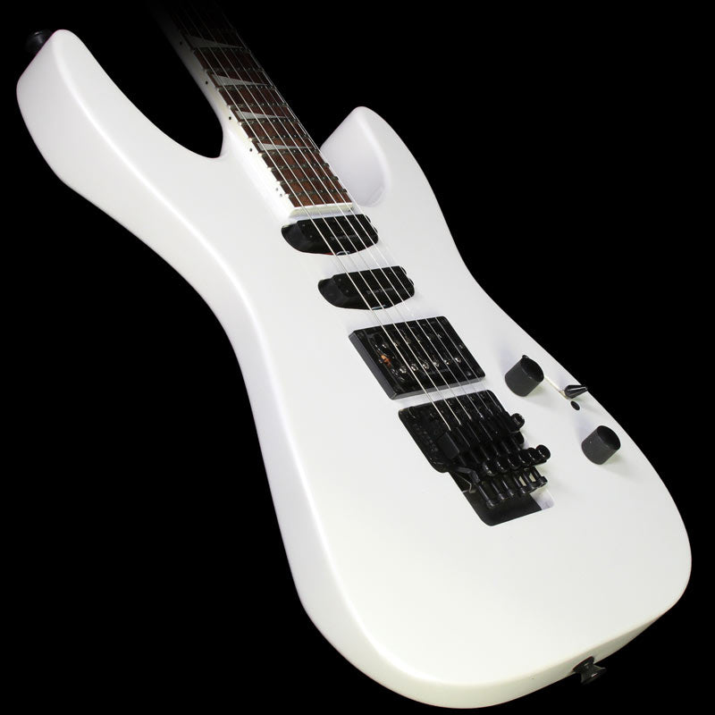Jackson SL3X Soloist Electric Guitar Metallic Pearl White