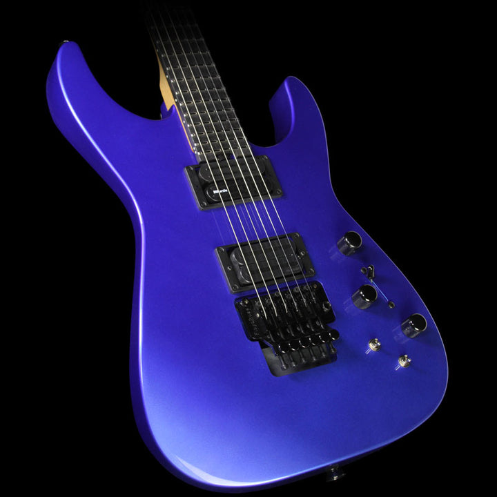 Jackson USA Limited Edition PC1 Shred Phil Collen Signature Electric Guitar Blue X9029