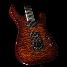 Jackson Pro Series SL2Q Soloist Electric Guitar Transparent Root Beer