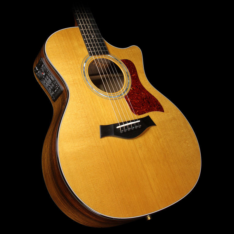Used 2000 Taylor 714ce Grand Auditorium Acoustic Guitar Natural