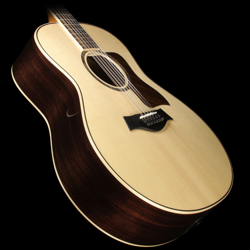 Taylor 858e 12-String Grand Orchestra Acoustic-Electric Guitar Natural