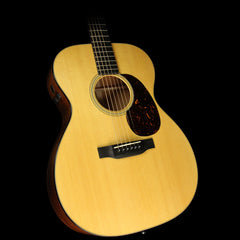 Martin 000-18E Retro Acoustic-Electric Guitar Natural