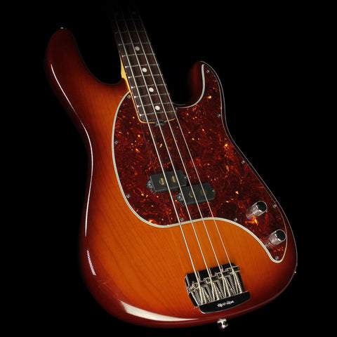 Ernie Ball Music Man Cutlass Electric Bass Heritage Tobacco