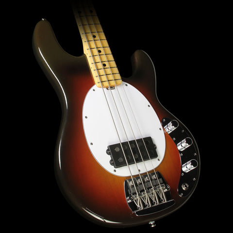 Ernie Ball Music Man 40th Anniversary StingRay Old Smoothie Electric Bass Chocolate Burst