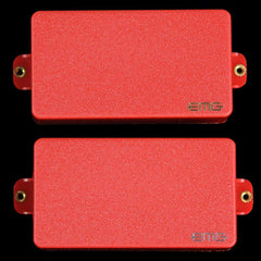 EMG Red Series 81 / 85 Active Humbucker Pickup Set