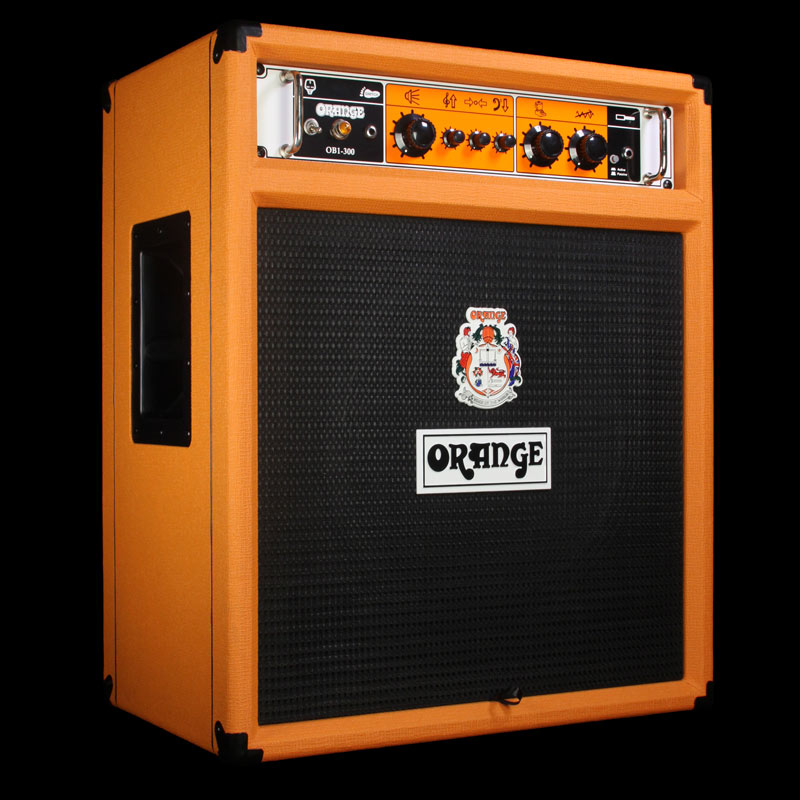Orange OB1-300 Combo Bass Amplifier