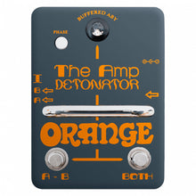 Orange The Amp Detonator AB/Y Amplifier Switching Pedal