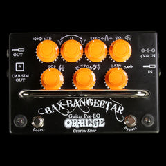 Orange Bax Bangeetar Pre-EQ Effects Pedal
