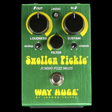 Way Huge Swollen Pickle Jumbo Fuzz MKII Effects Pedal