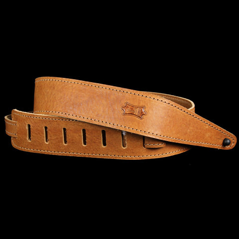 Levy's MV417DSL-TAN Diesel Series Designer Guitar Strap