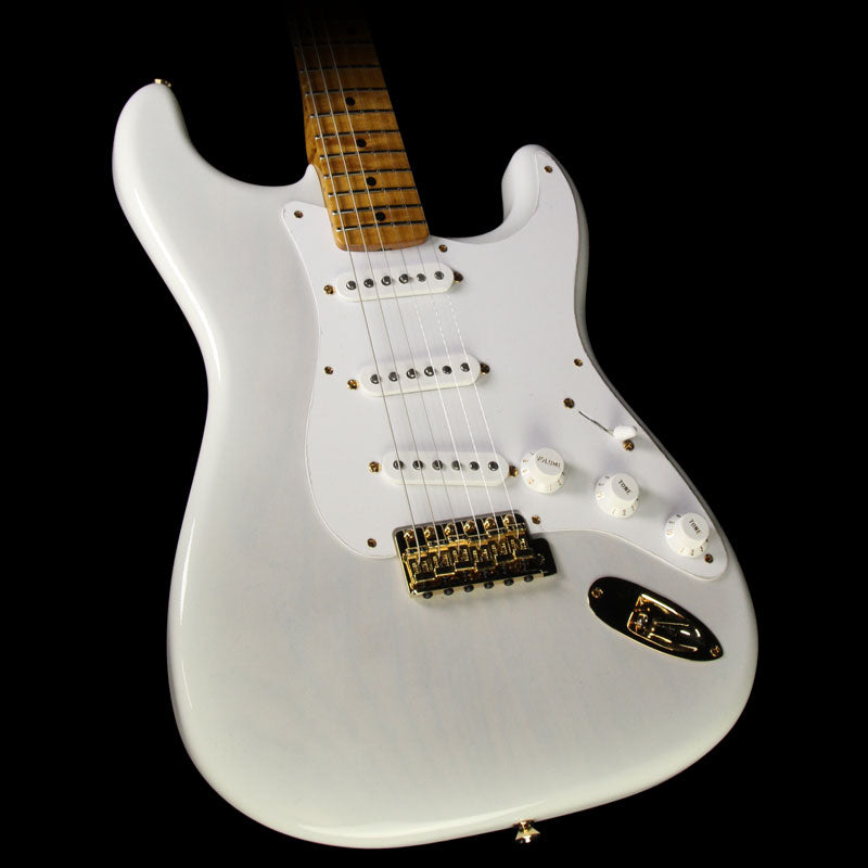 Fender Custom Shop 1956 Roasted Ash Stratocaster NOS Electric Guitar Mary Kaye Blonde R80898