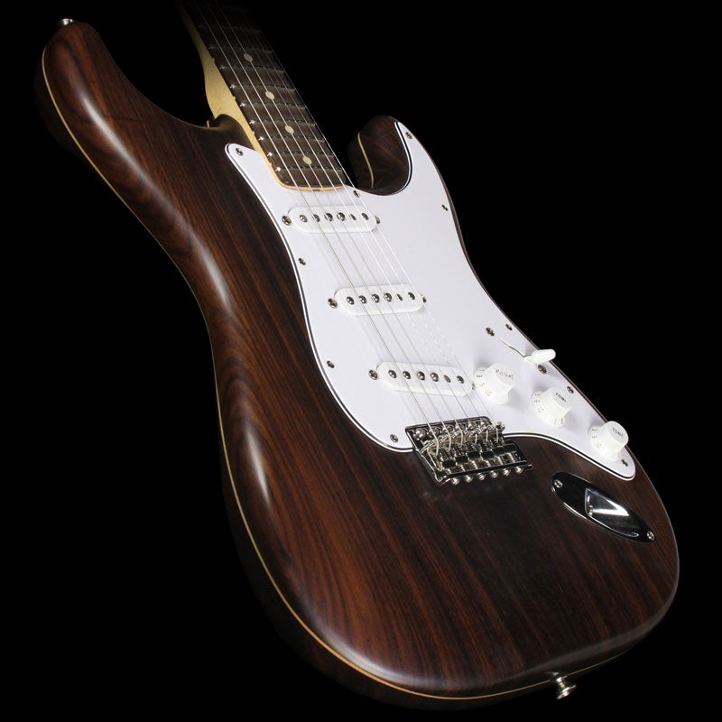 Used 2014 Fender Custom Shop Masterbuilt Greg Fessler '60 Stratocaster Electric Guitar Satin Rosewood