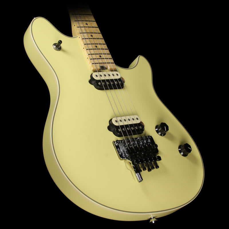 Used EVH Wolfgang USA Electric Guitar Vintage White