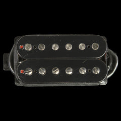 Seymour Duncan Black Winter Humbucker Guitar Neck Pickup (Black Coils and Poles)