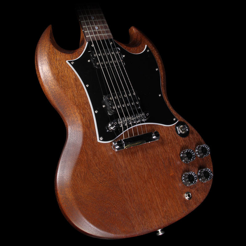 Used 2016 Gibson SG Special Faded High Performance Electric Guitar Worn Brown