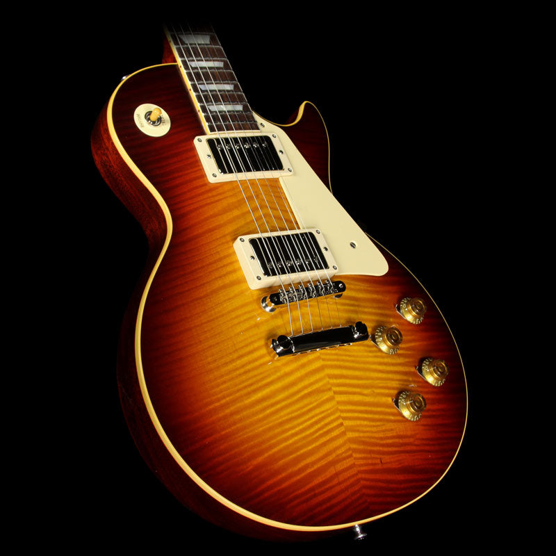 Used Gibson Custom Shop Historic Select 1959 Les Paul Electric Guitar Southern Fade Burst