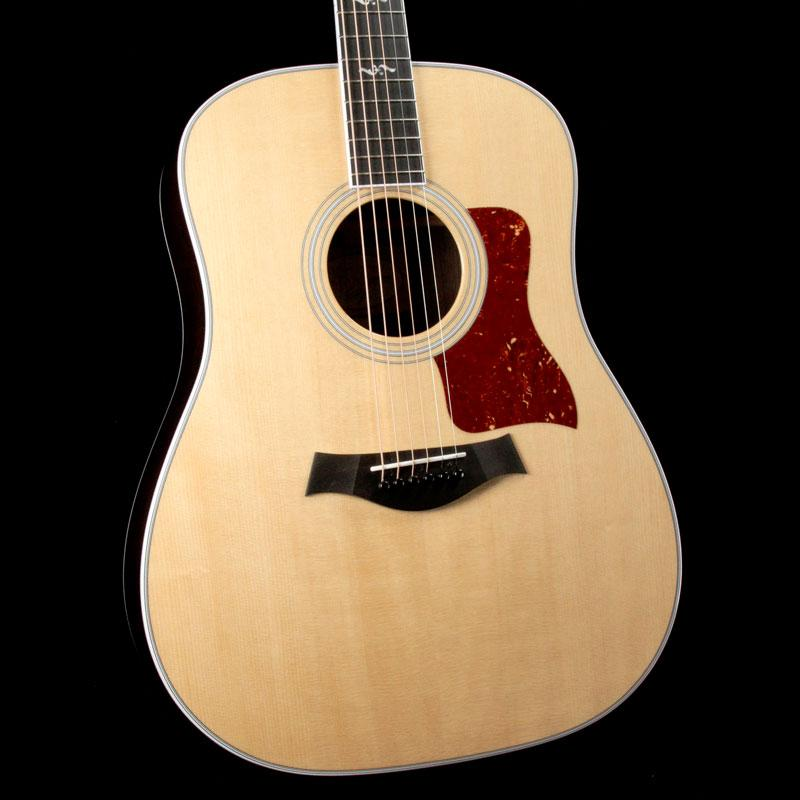 Taylor 410e-R LTD Dreadnought Acoustic Natural 1102078025