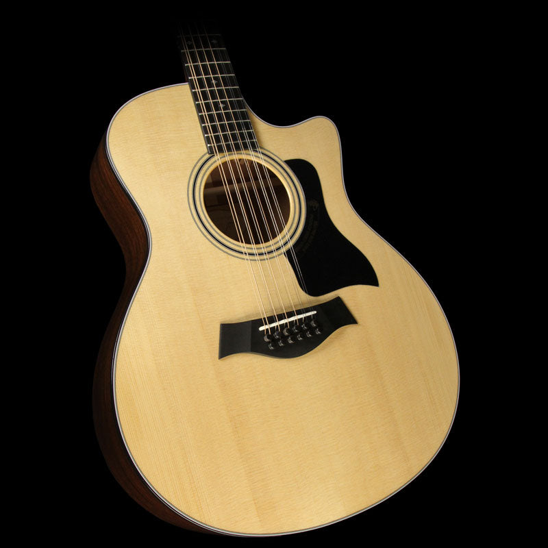 Used Taylor 356ce 12-String Acoustic Guitar Natural 356CE