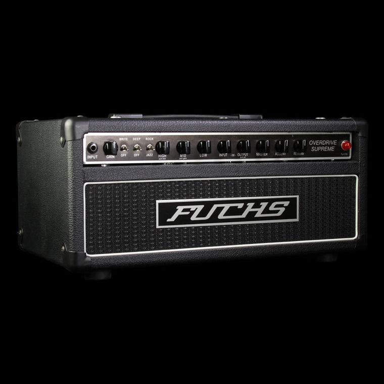Used Fuchs ODS100 Overdrive Supreme Guitar Amplifier Head