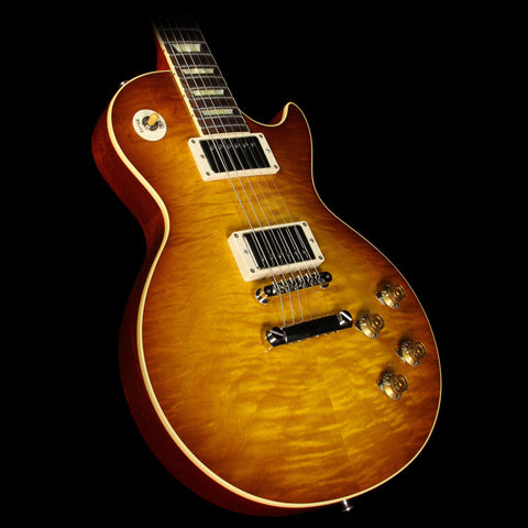 Used 2014 Gibson Custom Shop '59 Les Paul Gloss Electric Guitar Iced Tea