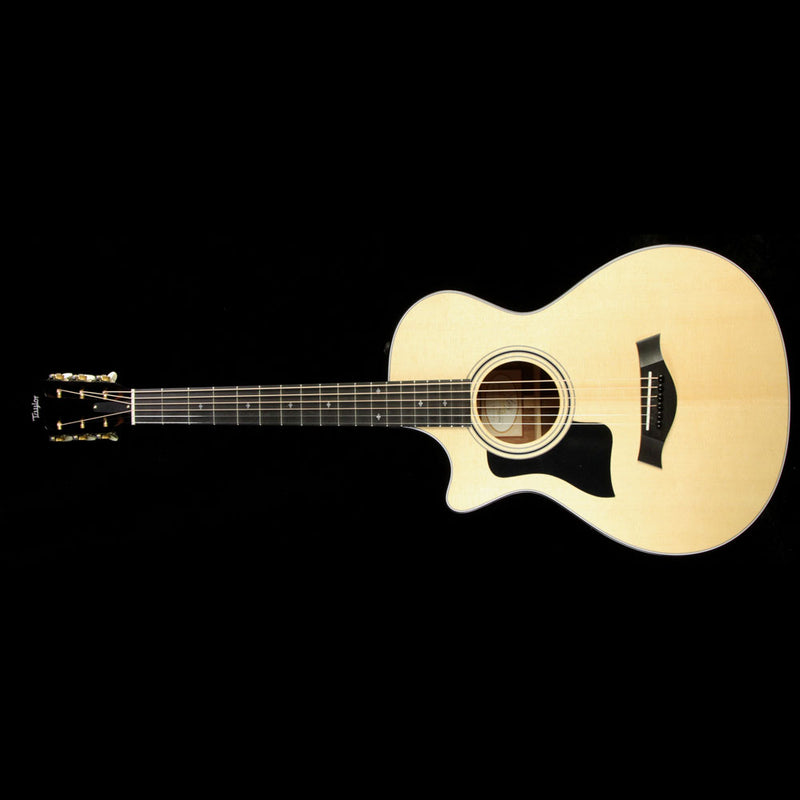 Used Taylor 312ce Grand Concert Left-Handed Acoustic-Electric Guitar Natural 1103317019