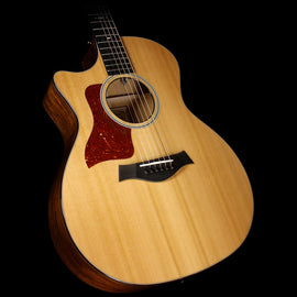 Used Taylor 514ce Grand Auditorium Left-Handed Acoustic-Electric Guitar Natural
