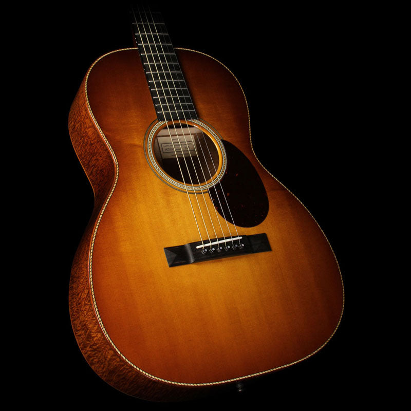 Used Santa Cruz Custom Koa 1929 00 Acoustic Guitar Sunburst