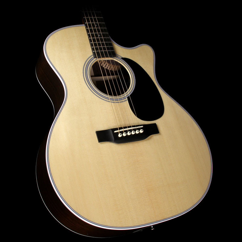 Martin GPC-28E Rosewood Acoustic-Electric Guitar Natural