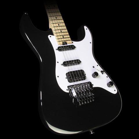 Charvel Custom Shop So Cal HSS Electric Guitar Black