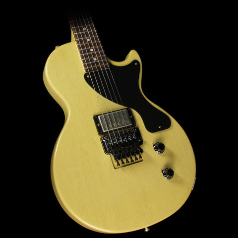 Gibson Custom Shop Zoo Select '57 Floyd Rose Les Paul Junior Electric Guitar TV Yellow