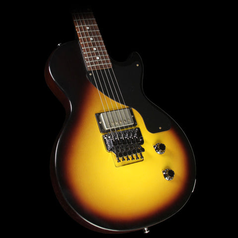 Gibson Custom Shop Zoo Select '57 Floyd Rose Les Paul Junior Electric Guitar Vintage Sunburst