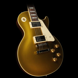 Gibson Custom Shop '57 Les Paul Slim Neck Electric Guitar Goldtop