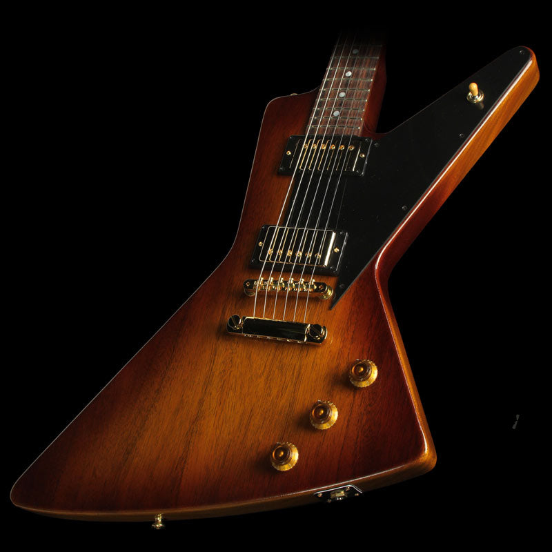 Gibson Custom Shop Futura Mahogany Electric Guitar Vintage Sunburst